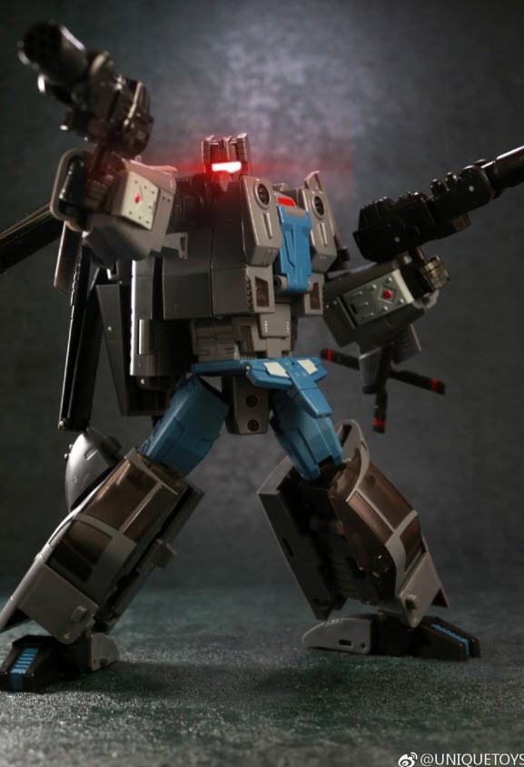 New Transformers Unique toys Bruticus UT M-05 Rage Winterchill G1 Vortex instoc