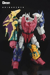 Unique Toys Ordin Combiner Set