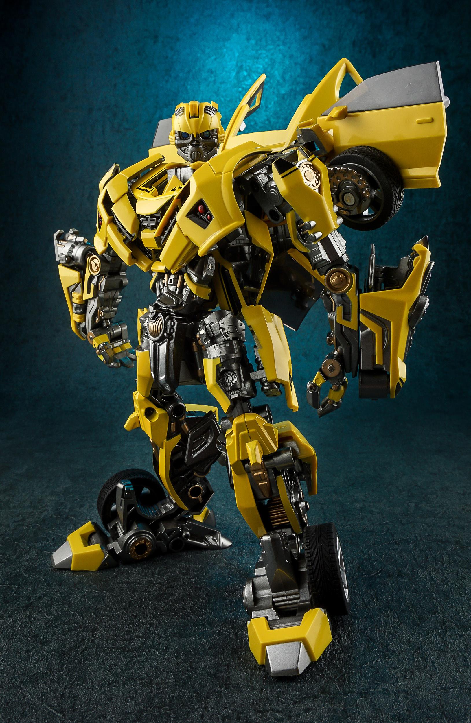 Transformers M03 WEIJIANG WJ Battle Hornet Bumblebee Action Figur Neu