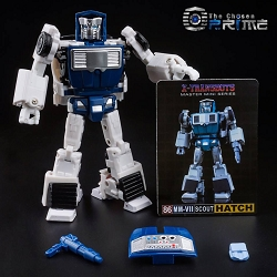 X-Transbots MM-VII HATCH (2019 Reissue)