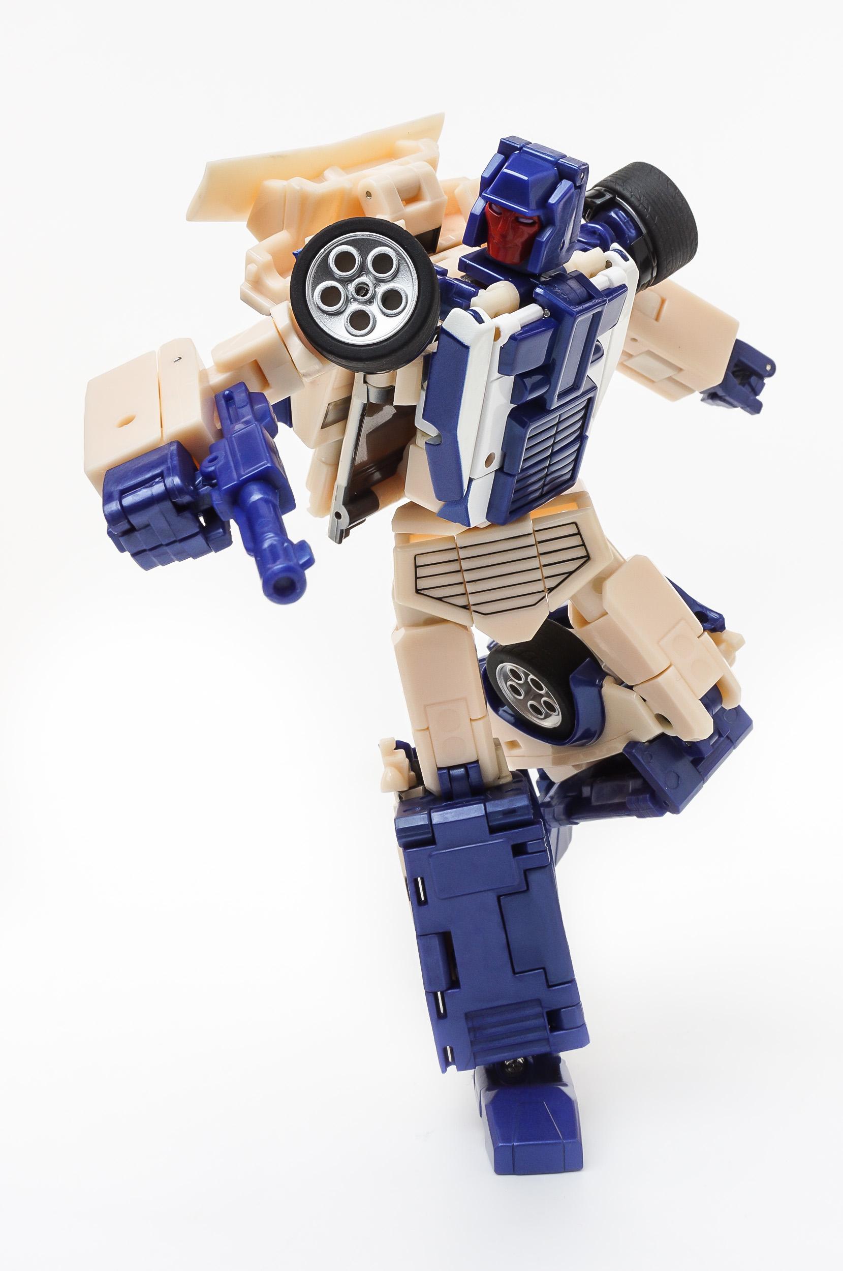 Transformers Combiner Wars G2 MENASOR Bio Card and Manual