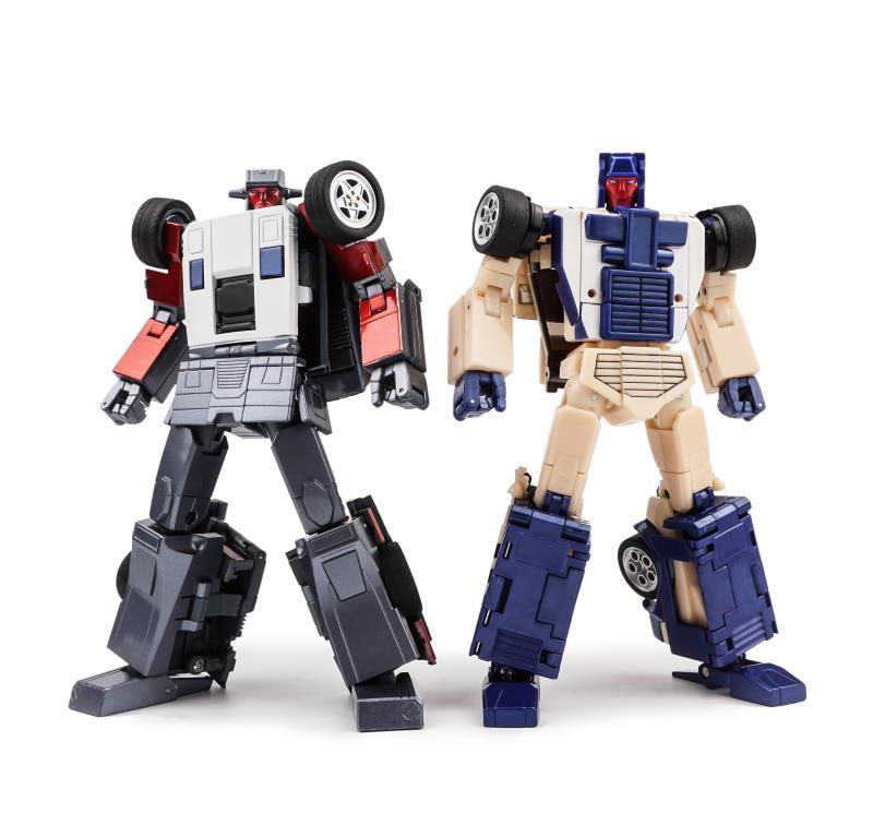 Transformers X-Transbots MX-XIV MX-14 Flipout in Stock