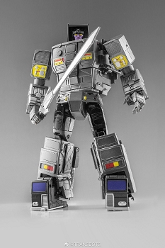 X-Transbots MX-12T GRAVESTONE (Youth Version)