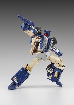 X-Transbots MX-13T CRACKUP (Youth Version)