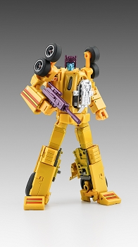 X-Transbots MX-16T OVERHEAT (Youth Version)