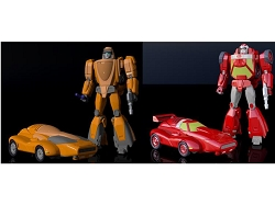 X-Transbots - OLLIE & SONIC (Set of 2)