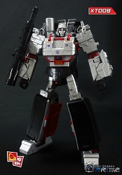 X2Toys XT008 Upgrade kit for Combiner Wars Megatron
