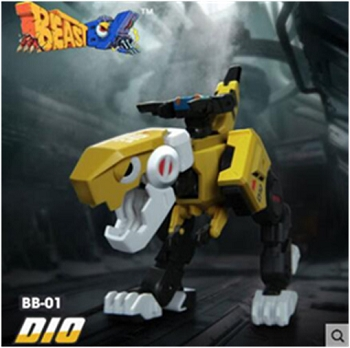 52Toys Beast Box BB-01N DIO (New Version)