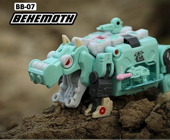 52Toys Beast Box BB-07 BEHEMOTH