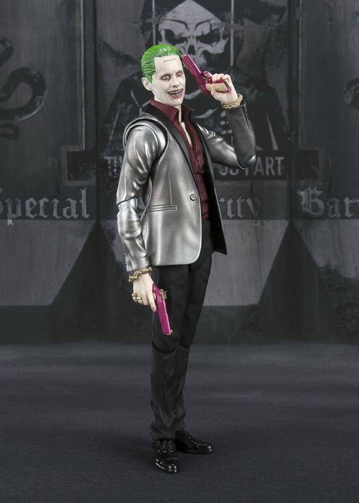 """S.H. Figuarts The Joker """"Suicide Squad"""""""