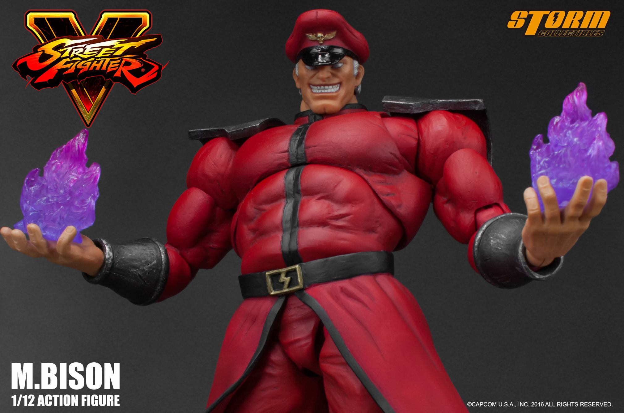 Storm Collectibles Street Fighter M Bison