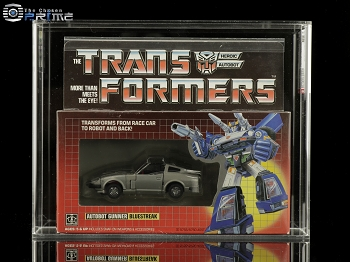 Transformers AFA 80+ Pre-Rub BLUESTREAK