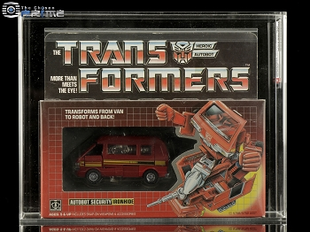Transformers AFA 80 Pre-Rub/Straight Line IRONHIDE