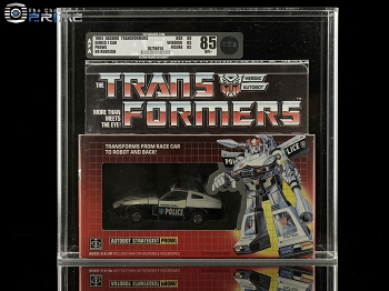 Transformers AFA 85 Pre-Rub/Straight Line PROWL