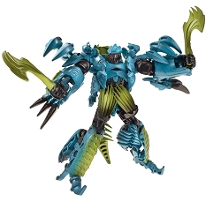 Hasbro Age of Extinction - Deluxe Class SLASH