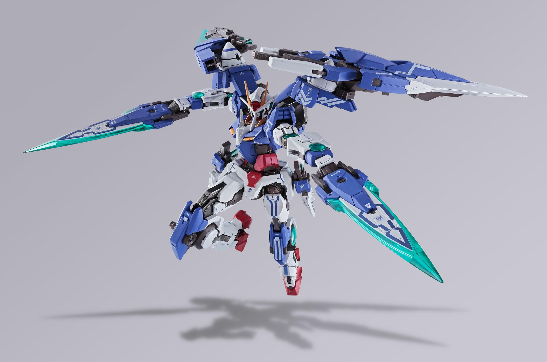 Bandai Gundam Metal Build Gundam 00 Seven Sword G