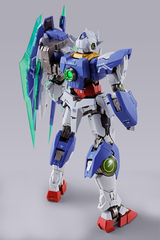 Bandai Gundam Metal Build - GUNDAM 00 QAN[T]