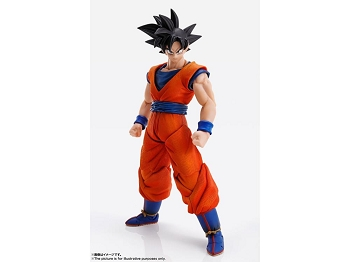 Bandai Imagination Works DBZ 1/9 Scale SON GOKU