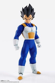 Bandai Imagination Works DBZ 1/9 Scale VEGETA