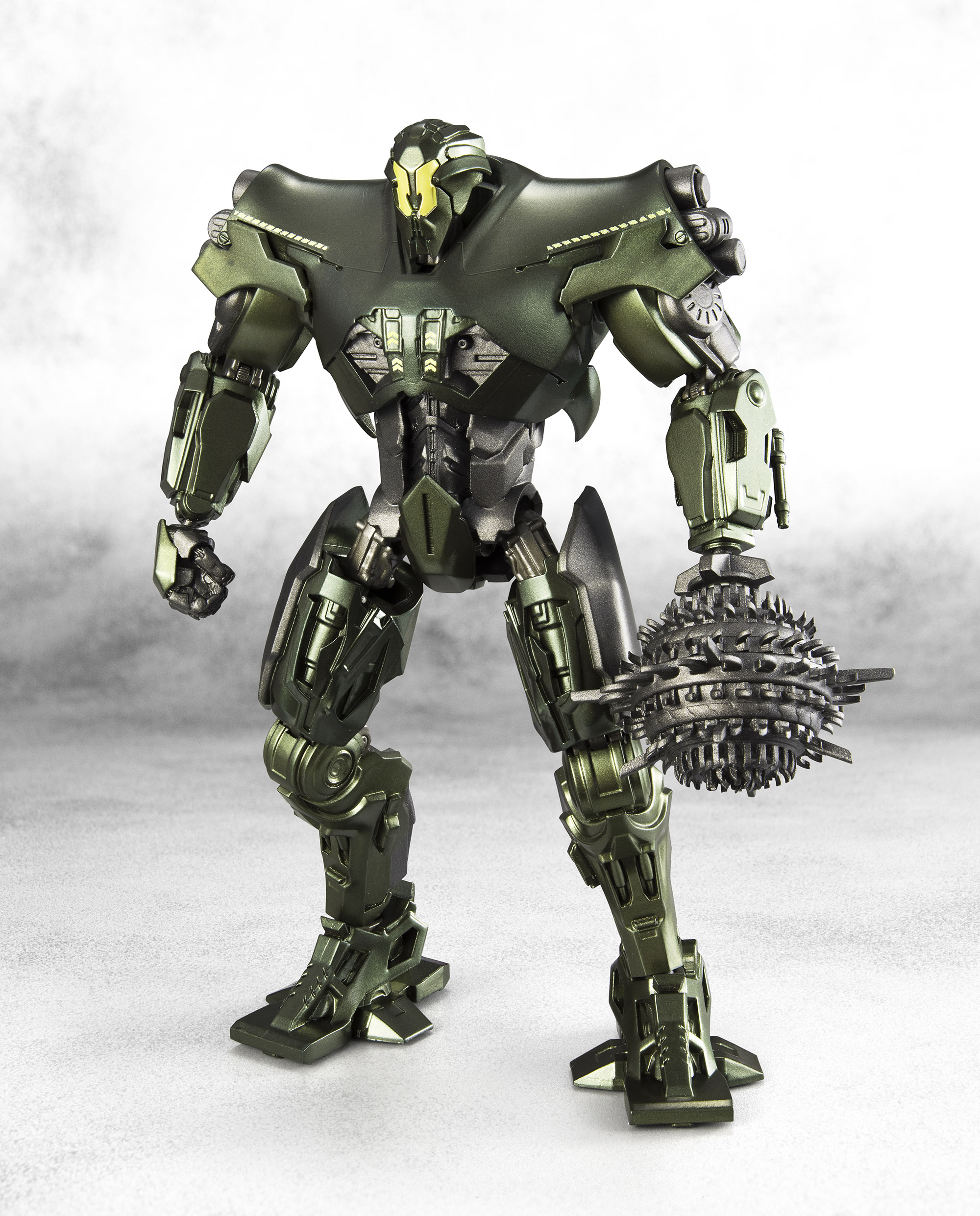 Bandai Robot Spirits Pacific Rim Uprising: TITAN REDEEMER and SCRAPPER