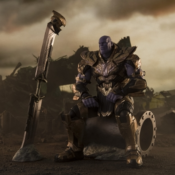 S.H. Figuarts Avengers: End Game THANOS (Final Battle)