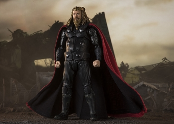 S.H. Figuarts Avengers: End Game THOR (Final Battle)