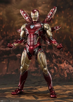 S.H. Figuarts Avengers: End Game IRON MAN MK85 (Final Battle)
