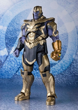 S.H. Figuarts Avengers: End Game THANOS (ARMORED)