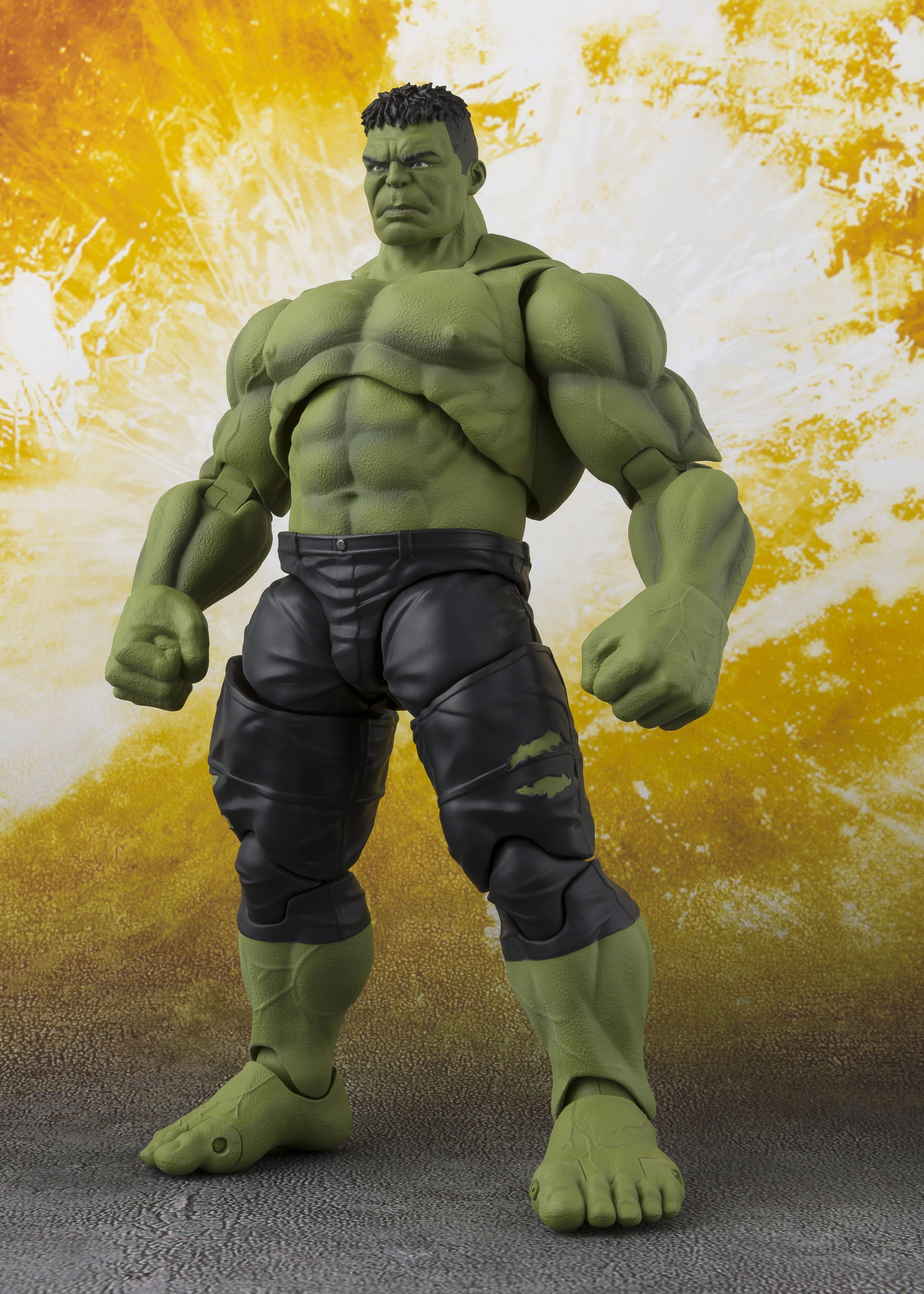 huge selection of 7449a 26a6d S.H. Figuarts Infinity War  HULK
