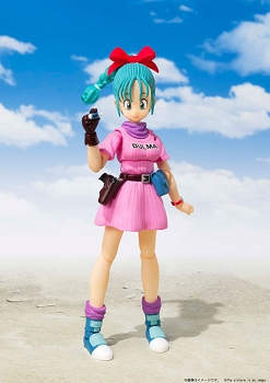 S.H. Figuarts Dragon Ball Adventure Begins BULMA