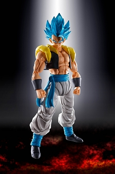 S.H. Figuarts Dragon Ball Super -  SUPER SAIYAN GOD GOGETA