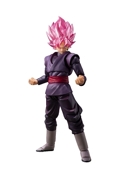 S.H. Figuarts Dragon Ball Super - Super Saiyan Rose Goku Black