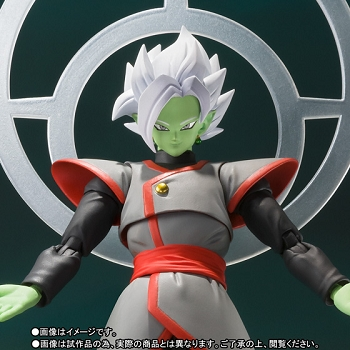 S.H. Figuarts Dragon Ball Super - ZAMASU