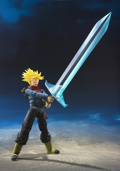 S.H. Figuarts Dragon Ball Z FUTURE TRUNKS