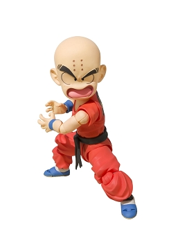 S.H. Figuarts Dragon Ball Z KID KRILLIN