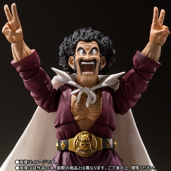 S.H. Figuarts Dragon Ball Z MR SATAN