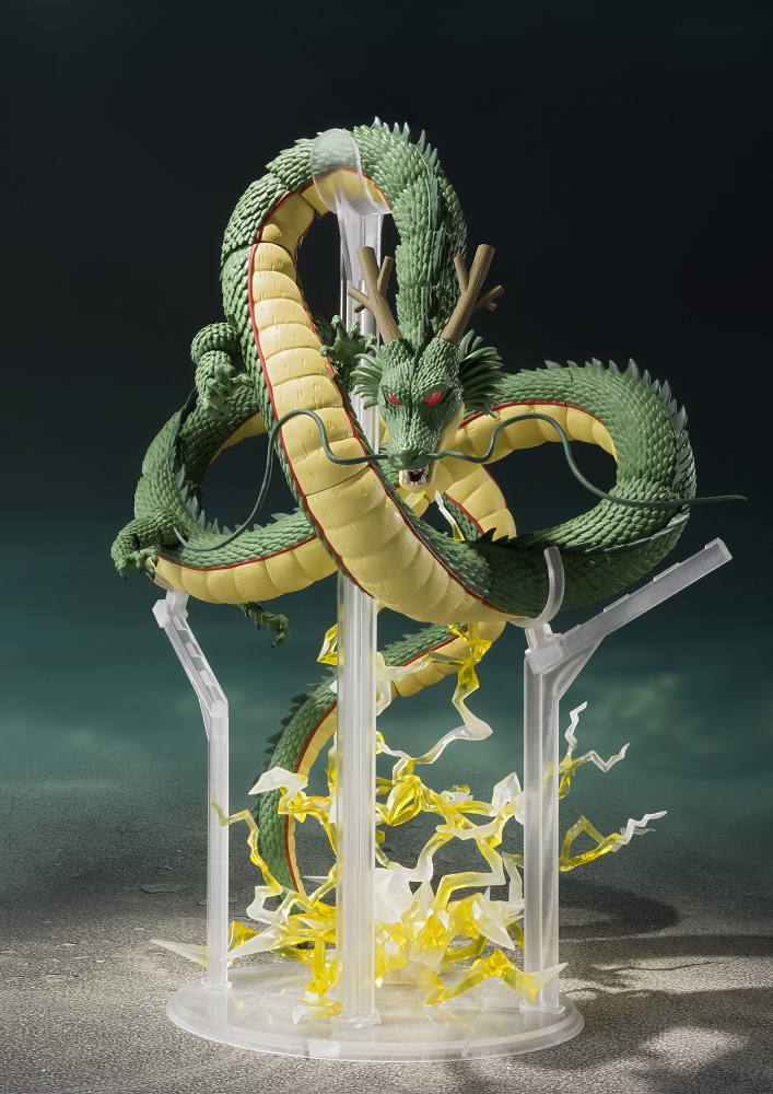 S H E Together Forever Hebe: S.H. Figuarts Dragon Ball Z SHENRON DRAGON