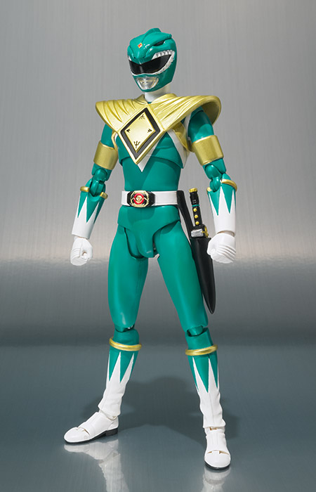 List Of Transformers >> S.H. Figuarts Mighty Morphin Power Rangers - GREEN RANGER
