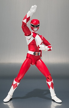 S.H. Figuarts Mighty Morphin Power Rangers - RED RANGER