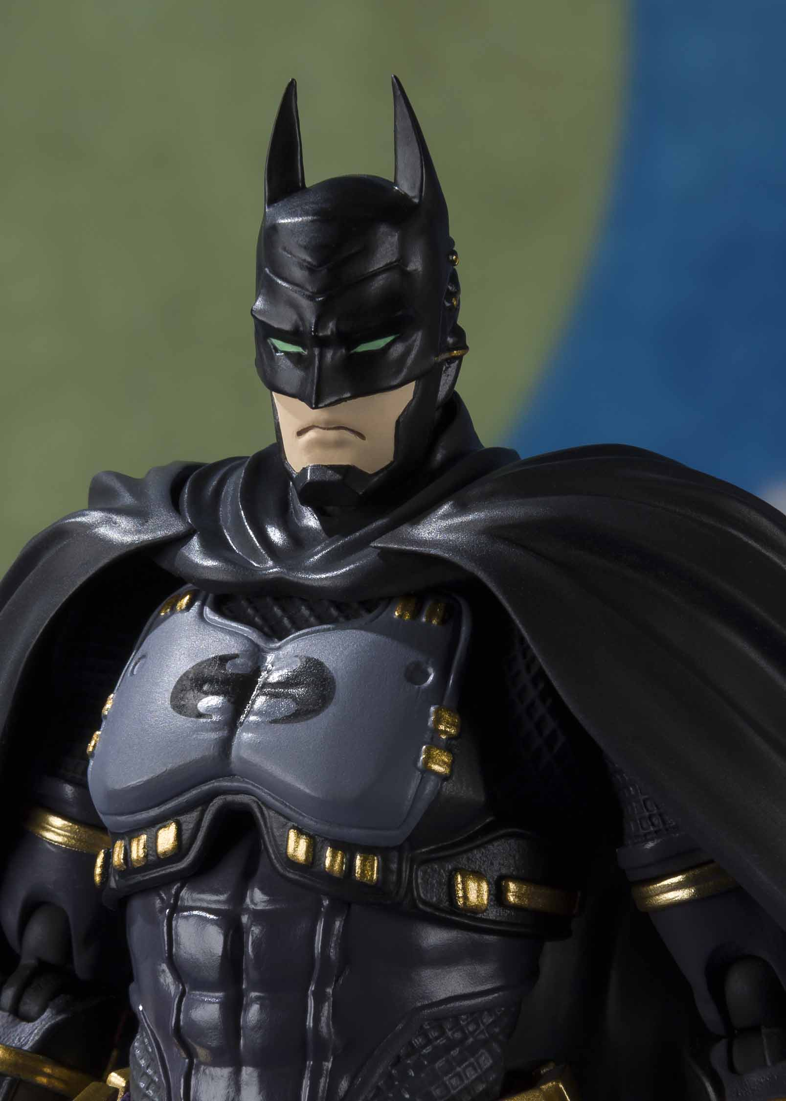 New BANDAI S.H.Figuarts japan animated movie NINJA BATMAN action figure toy gift