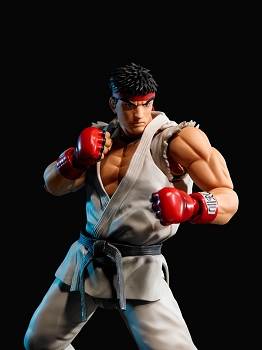 S.H. Figuarts Street Fighter V RYU