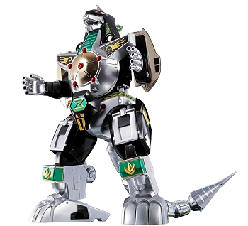 Bandai Soul of Chogokin GX-78 DRAGONZORD (Power Rangers)