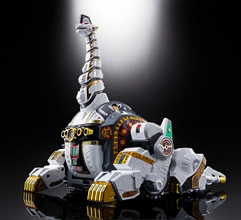 Bandai Soul of Chogokin GX-85 KING BRACHION (TITANUS)