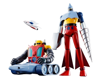 Bandai Soul of Chogokin GX-91 GETTER 2 & 3 (TV Anime Ver)