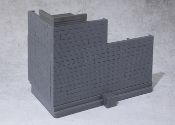 S.H. Figuarts Tamashii Option BRICK WALL (GREY)