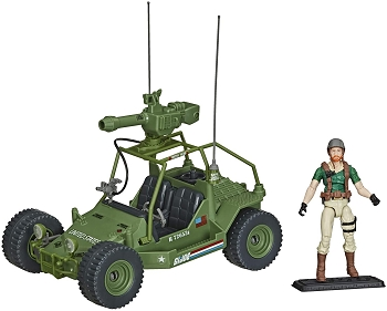 G.I. Joe Retro Series A.W.E. STRIKER with Crankcase