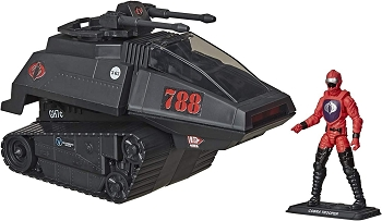 G.I. Joe Retro Series COBRA H.I.S.S. Tank with Driver