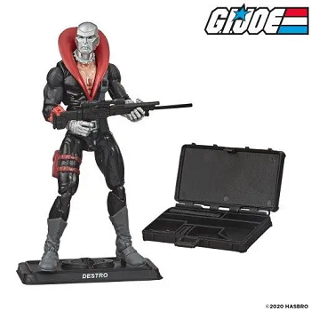 G.I. Joe Retro Series Destro