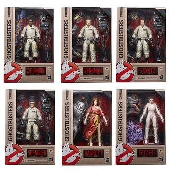 Ghostbusters Plasma Series Wave 1 BAF Terror Dog (Set of 6)