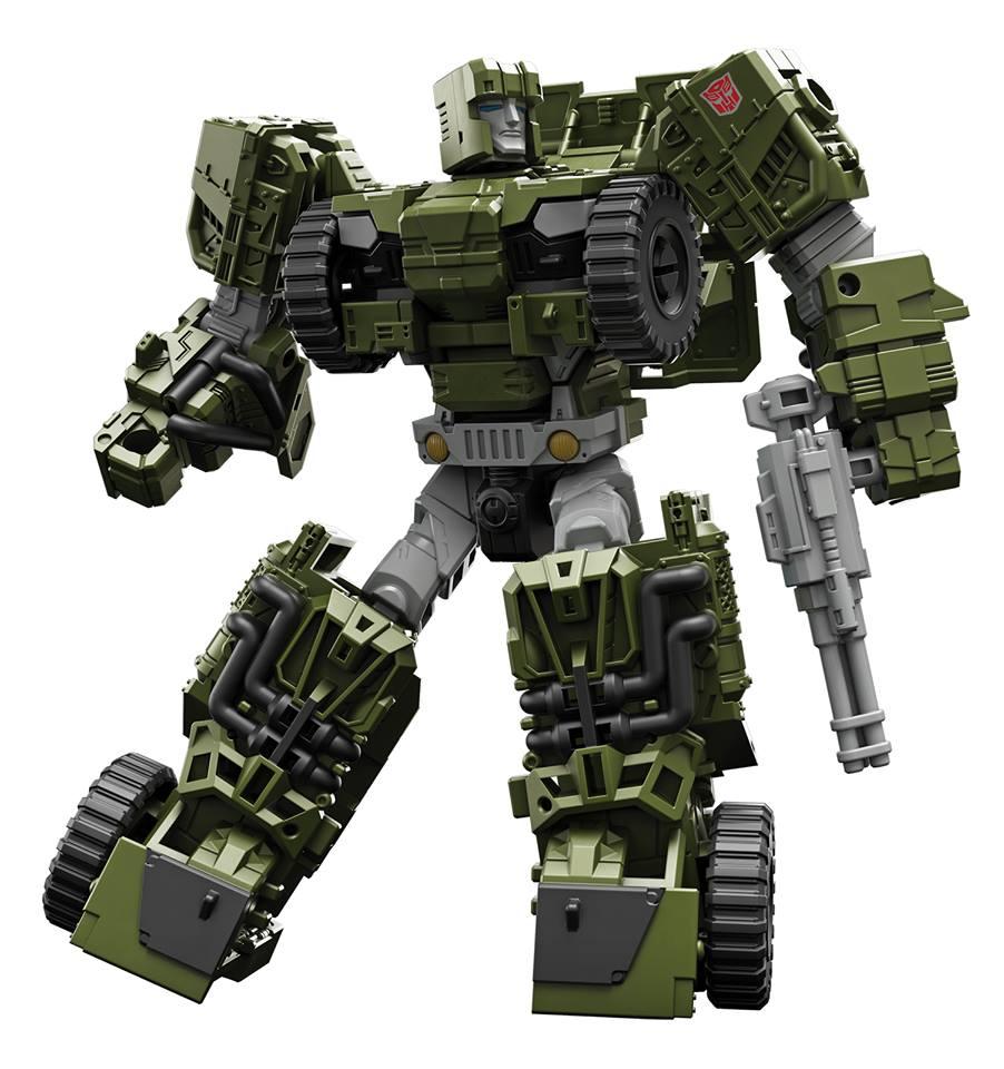 Deluxe Transformers Combiner Wars Galvatron
